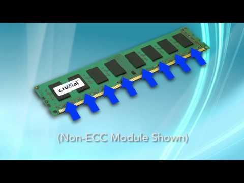 ECC memory vs. Non-ECC memory: What's the difference between these types of RAM?