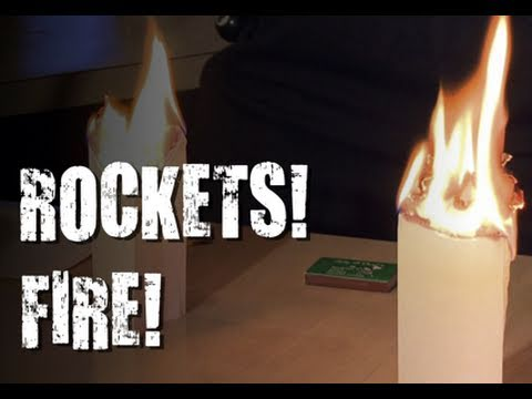 FIRE ROCKETS! - We Discover the Dark Lord of the Scam!