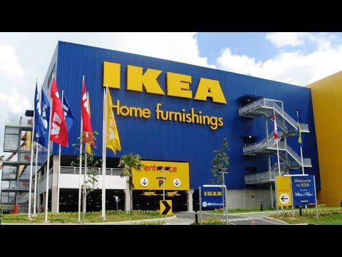 Ryan And Alfred Go To IKEA