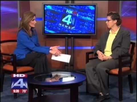 Lorie Burch on Gay Divorce in Texas Fox 4 DFW
