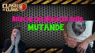 Clash of Clans - Attacco col Ghiaccio nelle Mutande [SFIDE]