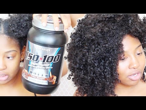 CSWM: My Hair is Trippin, Moisture Overload & My DIY Protein Treatment