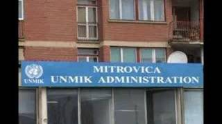The Divided City of Mitrovica