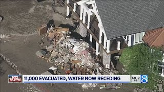 Authorities assessing damage from mid-Michigan flooding