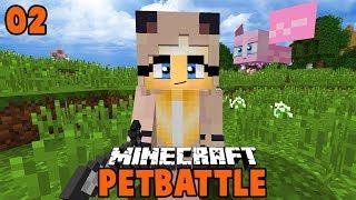 UNSER ERSTER ERFOLG! ✿ Minecraft PetBattle #02 [Deutsch/HD]