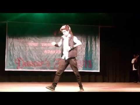 Amazing Dance with slowmotion Like raghav juyal
