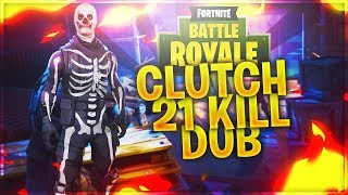 NETJ CLUTCHES THE DUO SQUAD WIN WITH 21 KILLS!