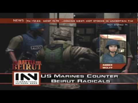 Close Combat: First To Fight - United States Marines (INN News Reports: The Battle For Beirut)