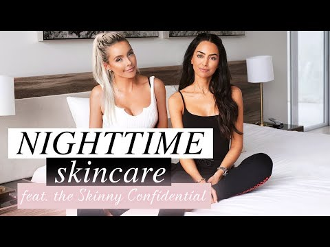 SKIN CARE ROUTINE: GET UNREADY WITH ME NIGHT ROUTINE | DR MONA VAND thumbnail