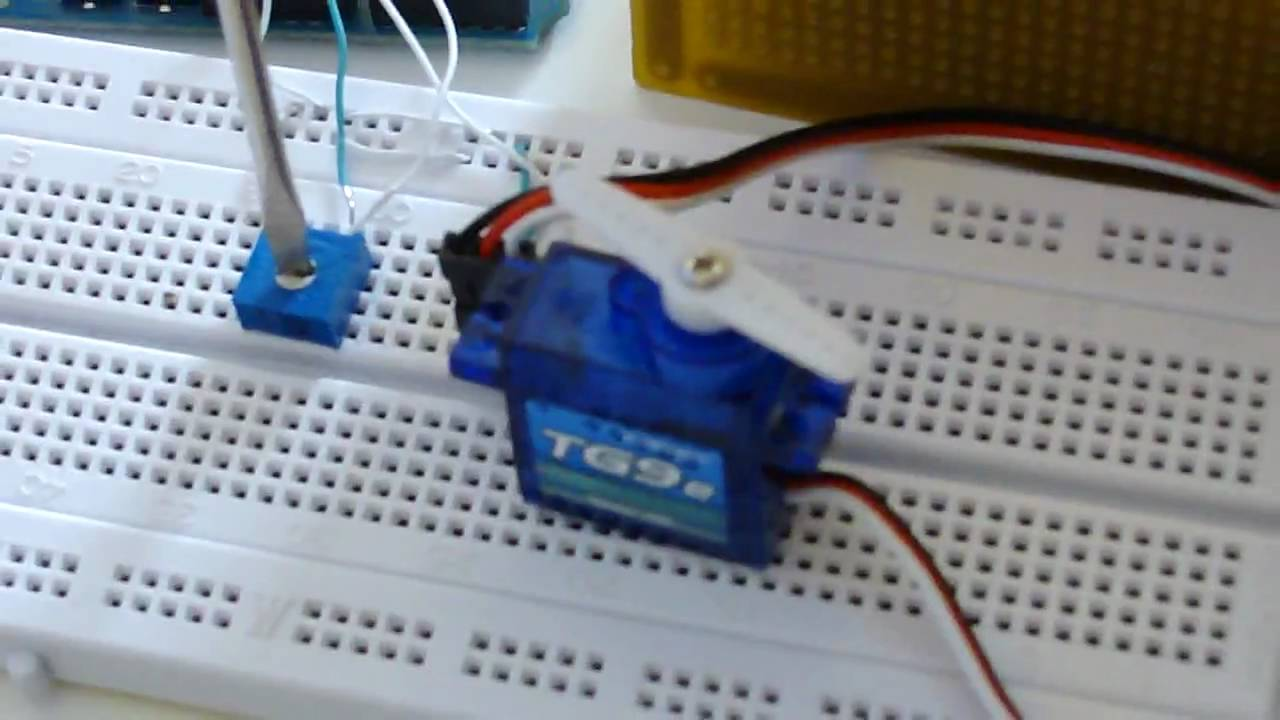 Stepper Motor 5V 4 Phase 5 Wire  26 ULN2003 Driver Board for Arduino besides Watch moreover Stepper Motor With Drv8825 Cnc Router Grbl besides Arduino Servo Motor Control Code And Circuit likewise Cnc Machine Schematic. on arduino servo wiring diagram