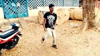 Cover images Heartukulla pachakuthiyee/Prabhu Deva/Nakash Aziz,Sanjana Diwakar/COVER DANCE@VSM SM ART DANCER