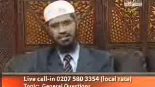 Keeping a Beard is Fard or Sunnah in Islam... Answered By Dr. Zakir Naik.flv