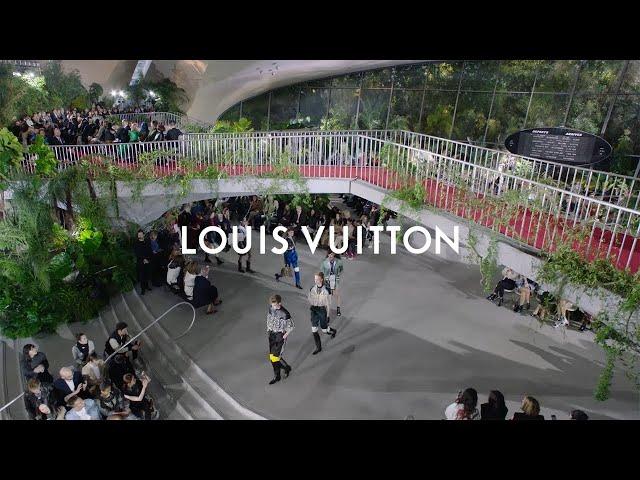 Louis Vuitton Cruise 2020 Fashion Show Finale