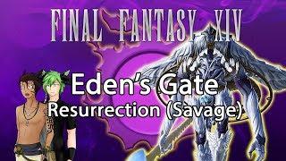 Eden 1 (Savage) - The Gateway Raid w/NEST