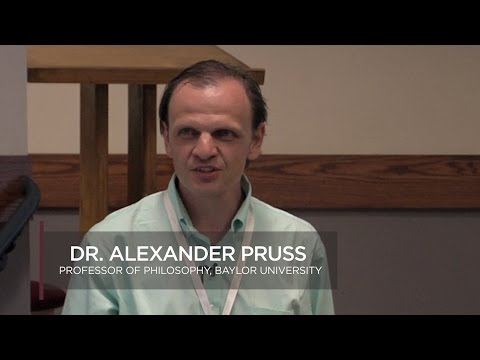 Dr. Alexander Pruss: Marriage Is A Natural Kind