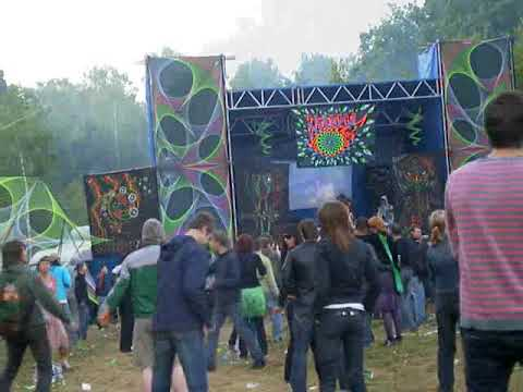 Insomina birthday Open Air (Psy Trance) Savage Scream, Noise Gust, Jun, Ken, Kraft