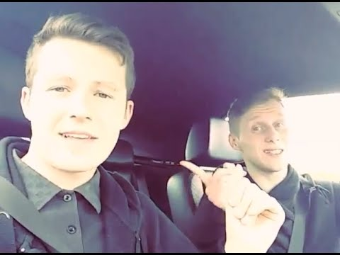 Jamie Borthwick [Jay] & Harry Reid [Ben] collection