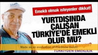 Yurtdışında Çalışırken Türkiye'den Maaş Almak. Kadir Denizci anlatıyor...
