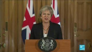 "UK's Theresa May says Brexit talks ""at an impasse"", demands proposals from EU"