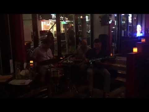 Live in music NY Indian restaurant In Manhattan Kismat part-1