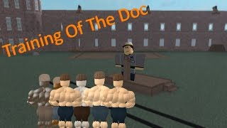 The wild training from DocInvictus - [Roblox] CSA Fort Sumter