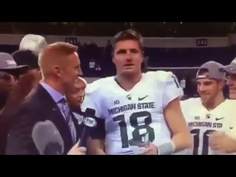 Connor Cook Disrespects Archie Griffin