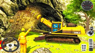 Super Construction Machine - Mega Tunnel Construction Simulator - Android Gameplay 2021