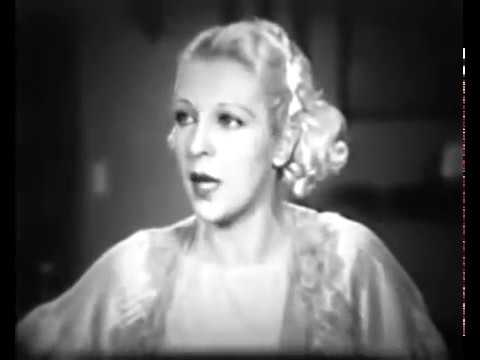 Curtain at Eight (1933) DETECTIVE