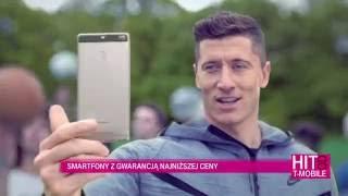 Robert Lewandowski (Lewy) i Tomasz Kot, T-Mobile. Najlepsza sieć! 45 sek.