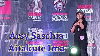 Arsy Saschia - Aitakute Ima