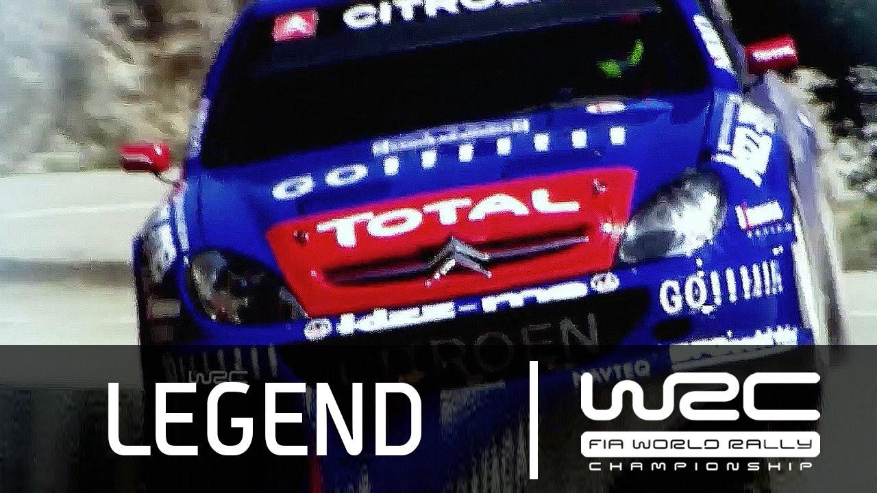 WRC Greatest Drivers - Sébastien Loeb - YouTube