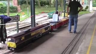 Miniature Railways of Great Britain      Norwich Model Engineering Society   Eaton Park   June 2018