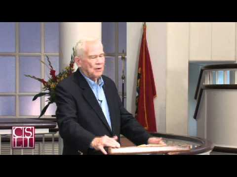 Master Plan for Discipleship with Robert Coleman - Session 5 of 9 - Demonstration