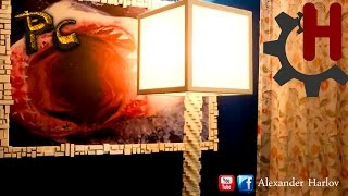 Stylish floor lamp. Стильный торшер.(Master Alexander Harlov. Please subscribe https://www.youtube.com/channel/UCvh5vL30Y6-BNbCEN2T8zcg Facebook ..., 2016-12-11T17:00:00.000Z)