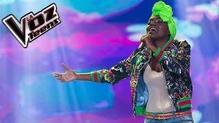 Darlin canta 'Hasta el techo' | Recta final | La Voz Teens Colombia 2016