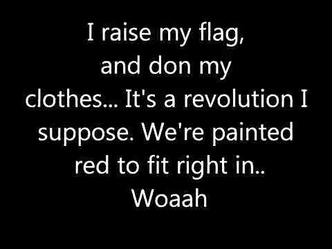 Radioactive-Imagine Dragons lyrics