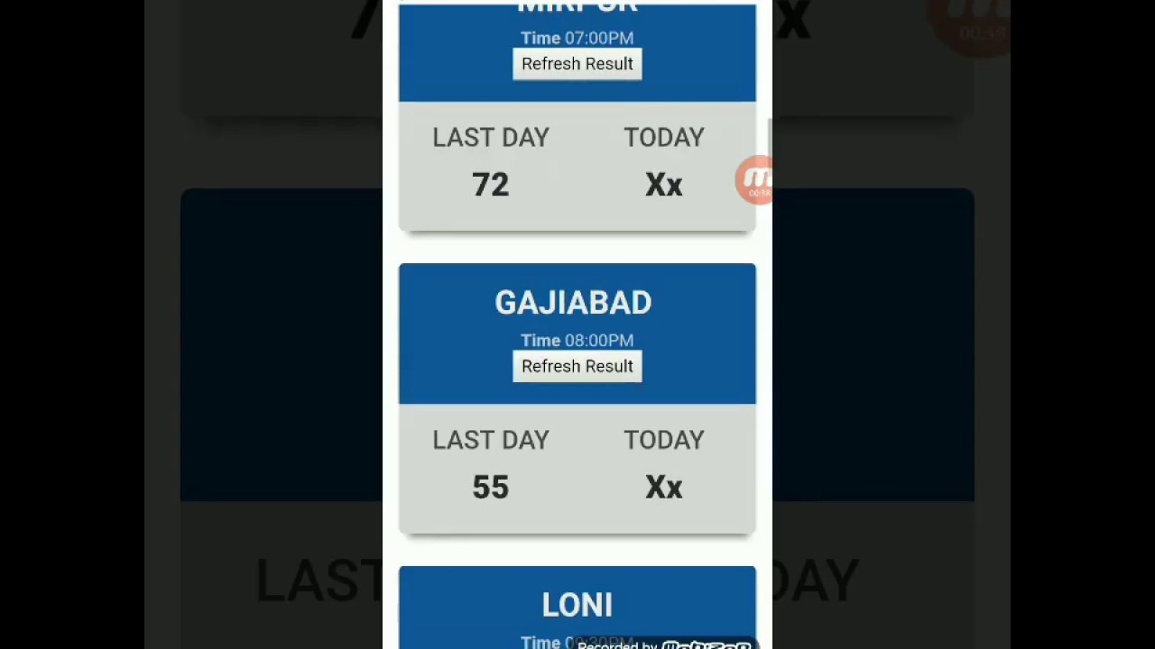 Fastdehi com Best Satta King Result Desawar Gali Gaziabad Faridabad Bazaar  live Delhi Fast