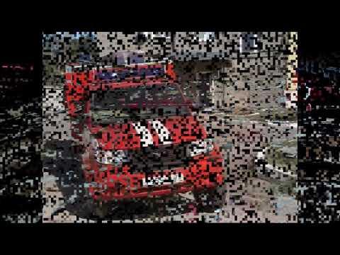 Пожарный УАЗ-236382 и мотопомпа-Помощь уже рядом