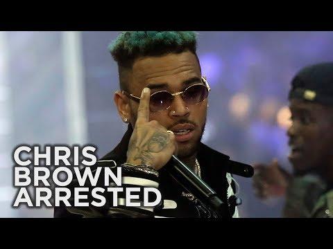 Chris Brown Arrested for Rape in Paris Mp3