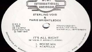 Sterling Void & Paris Brightledge ‎– It