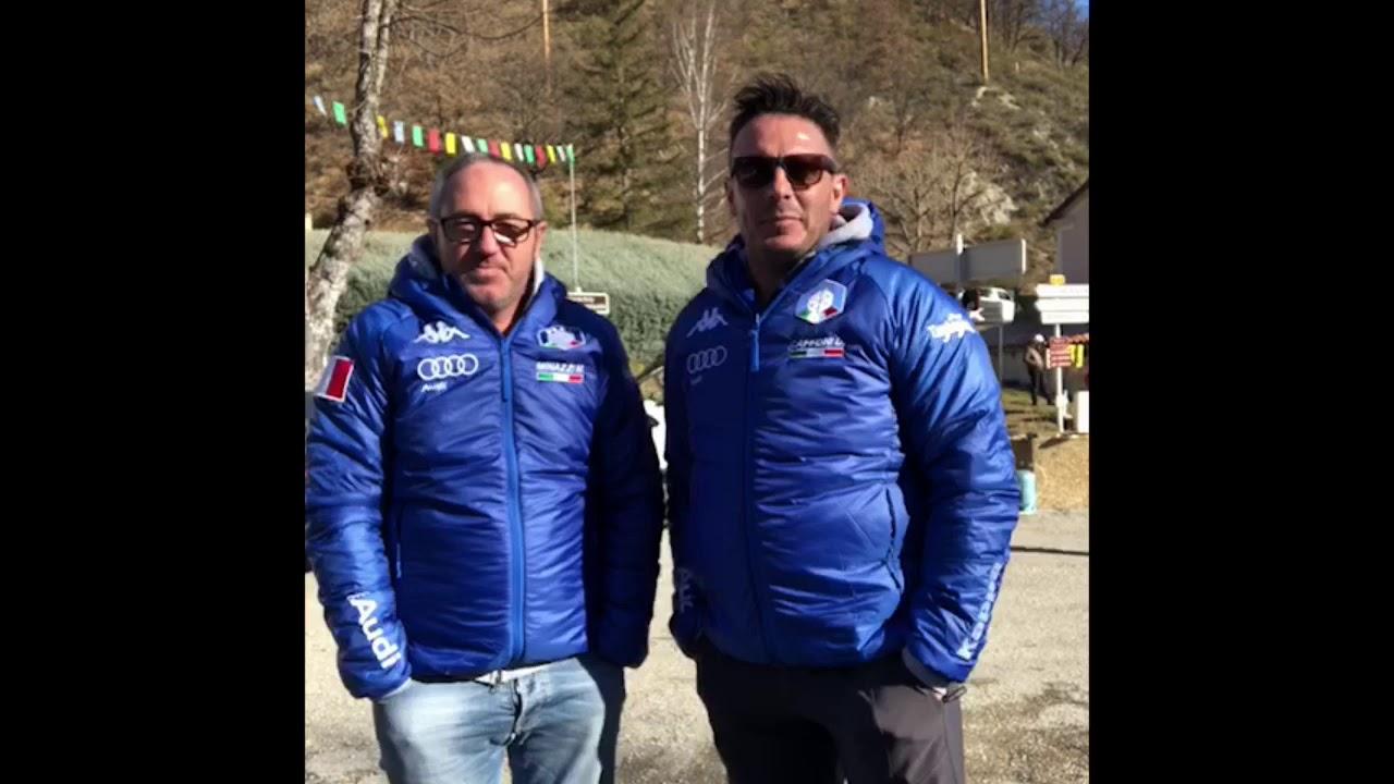 Caffoni Minazzi ricognizioni Rally di Montecarlo 2019