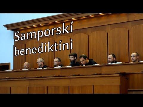 Samporskí benediktíni