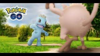 Noticias de Pokémon Go - Es hora de la lucha
