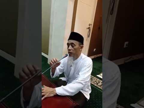 Kajian Subuh Ahad 23 April 2017 Bersama Ustadz Agung Cahyadi, Lc, MA Tema Keagungan Hari Jum'at