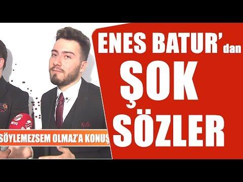 Gerçek Kahraman'ı anlatan Enes Batur'dan şok sözler!