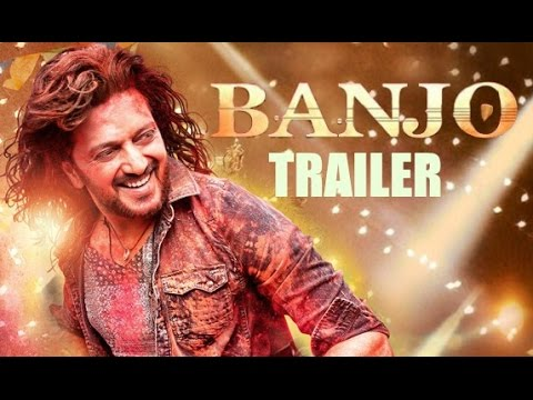 BANJO Movie Trailer 2016 Out Now | Riteish Deshmukh, Nargis Fakhri