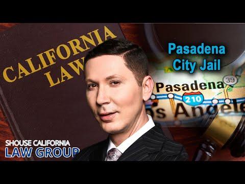 Pasadena Jail Information (Location, bail, visiting hours)
