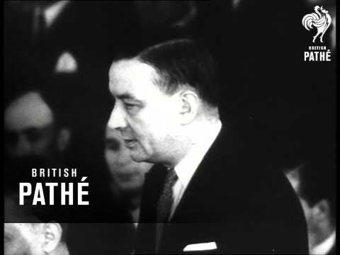 Peace Treaty Signed (1947)