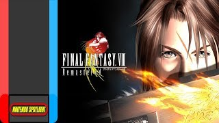 How Does Final Fantasy VIII Look On Switch? | Developer Spotlight | Final Fantasy VIII Remastered
