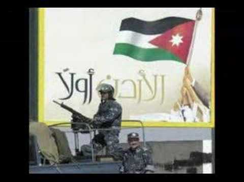 Jordanian Special Forces, Police & Army Photos Mixed with a Lovely Song